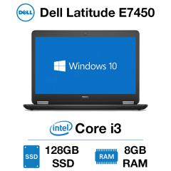 Dell Latitude E7450 Core i3 | 8GB RAM | 128GB SSD