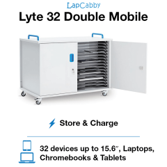 Lyte 32 Double Door Mobile