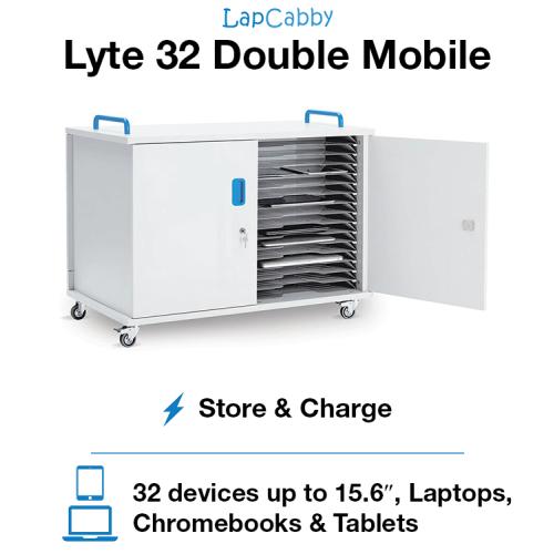 Lyte 32 Double Door Mobile