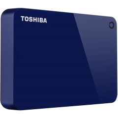 Toshiba Canvio Advance 2TB External HDD Blue