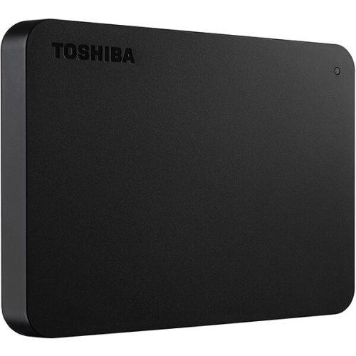 Toshiba Canvio Basics 1TB Ext HDD Black