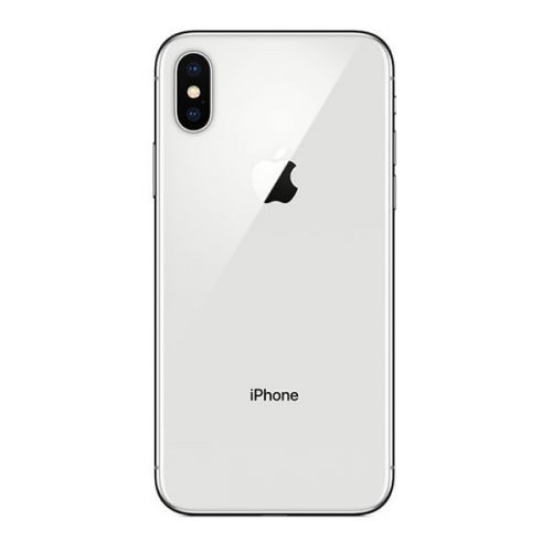 Renewd Apple iPhone X Silver 64GB