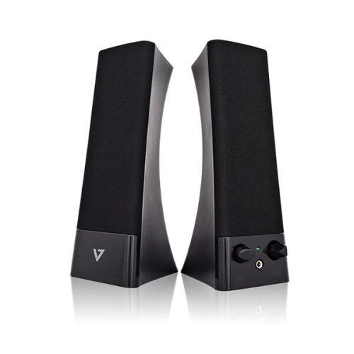 V7 USB Powered Stereo Speakers