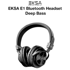 EKSA E1 Bluetooth Headset Deep Bass