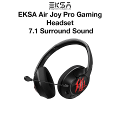 EKSA Air Joy Pro Gaming Headset 7.1 Surround Sound