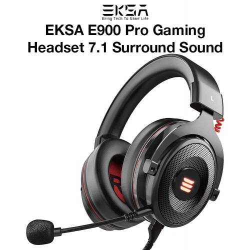 EKSA E900 Pro Gaming Headset 7.1 Surround Sound