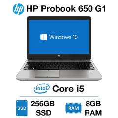 HP Probook 650 G1 Core i5 | 8GB RAM | 256GB SSD | Windows 10 Pro | No Webcam