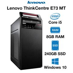 Lenovo ThinkCentre E73 MT Core i5 | 8GB RAM | 240GB SSD