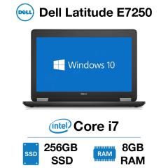 Dell Latitude E7250 Core i7 | 8GB RAM | 256GB SSD | No Webcam