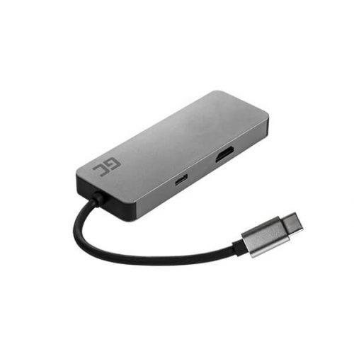 Green Cell Docking Station HUB USB-C 4K DEX
