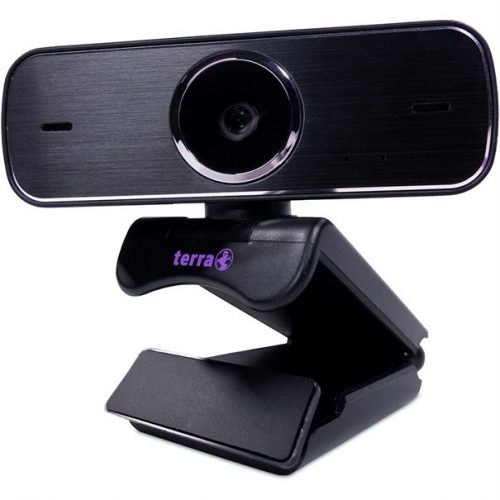 Wortmann AG TERRA JP-WTFF-1080 Webcam 2 MP 1920 x 1080 pixels USB Black
