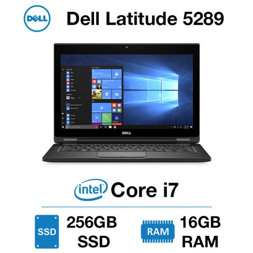 Dell Latitude 5289 Core i7   16GB RAM   256GB SSD   Webcam