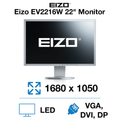 "EIZO EV2216W 22"" Monitor"